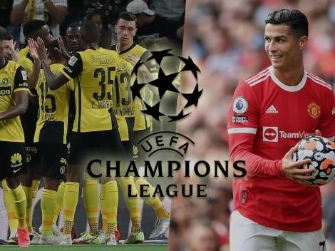 Cómo ver al Manchester United de CR7 Champions en Centroamérica