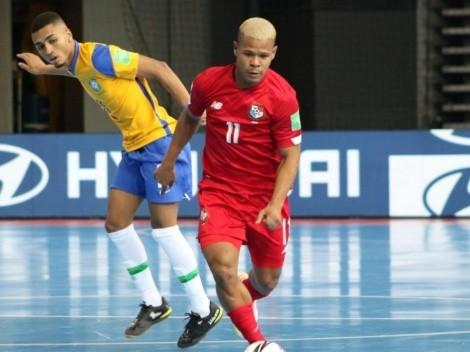 ¡Brasil eliminó a Panamá del Mundial de Futsal!