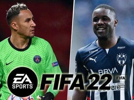 FIFA 22: los 10 mejores futbolistas de Costa Rica