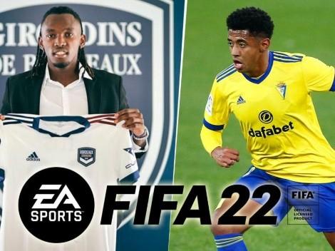 FIFA 22: los cinco mejores futbolistas de Honduras