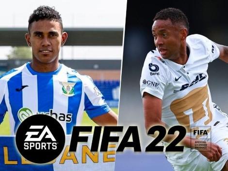 FIFA 22: los cinco mejores futbolistas de Panamá