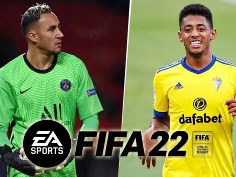FIFA 22: los 10 mejores futbolistas de Centroamérica