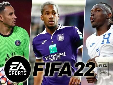 FIFA 22: el once ideal de Centroamérica