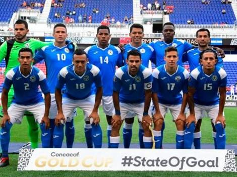 Nicaragua jugará dos partidos amistosos