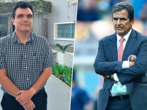 Gerardo Paiz reveló detalles de la entrevista con Jorge Luis Pinto