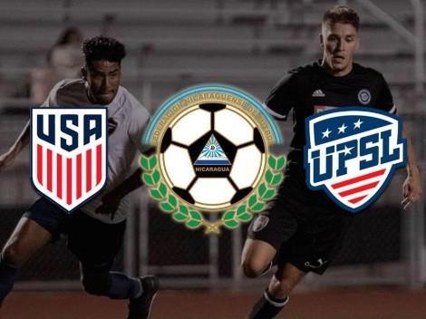 Fenifut apunta a 20 futbolistas en Estados Unidos que podrían jugar para Nicaragua