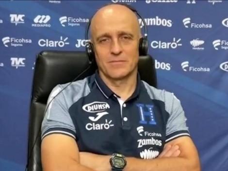 "Fabián Coito ataca a Costa Rica: ""Se defendieron con mucha gente"""