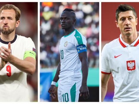 Eliminatorias a Qatar 2022: la agenda completa de hoy