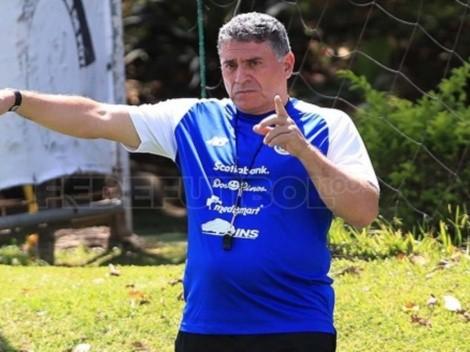 Suárez destaca el estilo de juego de El Salvador
