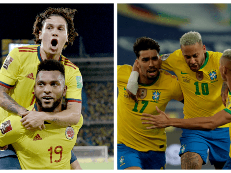 Sigue EN VIVO y EN DIRECTO a Brasil vs. Colombia