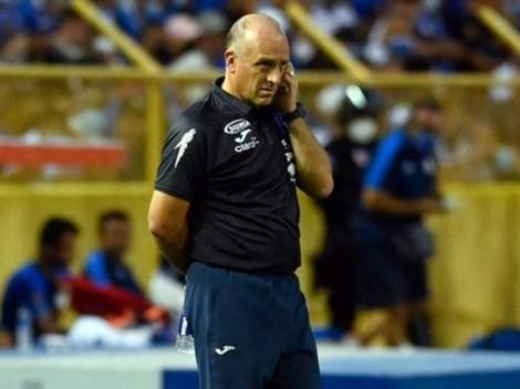 Fabián Coito habla de su futuro en la Selección de Honduras