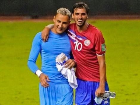 Keylor Navas dejó un mensaje tras vencer a El Salvador