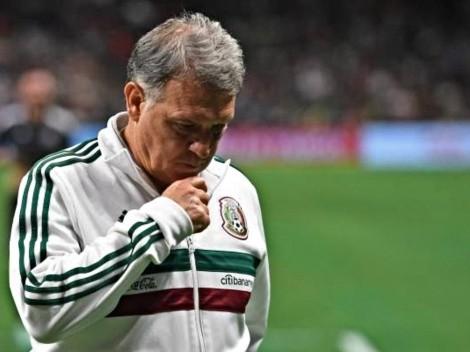 Gerardo Martino confirmó bajas en México ante El Salvador