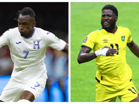 Sigue EN VIVO y EN DIRECTO a Honduras vs. Jamaica