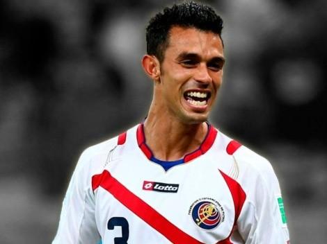 Pipo González confirma su retiro de la Selección de Costa Rica