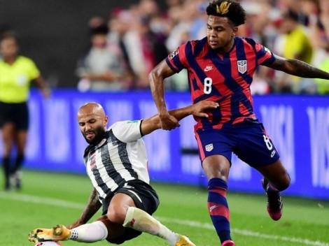 Costa Rica perdió ante Estados Unidos por un gol en contra [VIDEO]