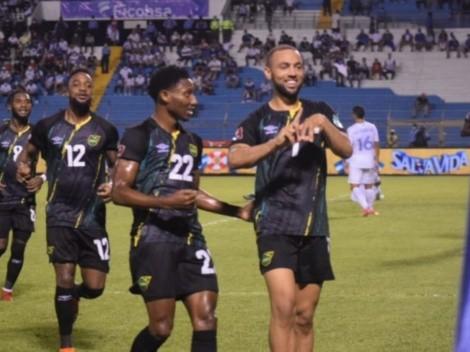 Honduras pierde ante Jamaica y se aleja de Qatar 2022