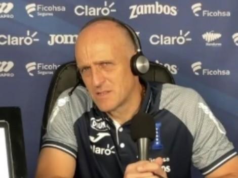 """Fabián Coito: """"No hablaré de renunciar"""""""