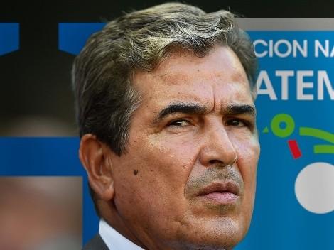 Jorge Luis Pinto está entre Honduras y Guatemala