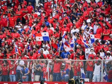 Panamá es sancionado y jugará sin público ante El Salvador