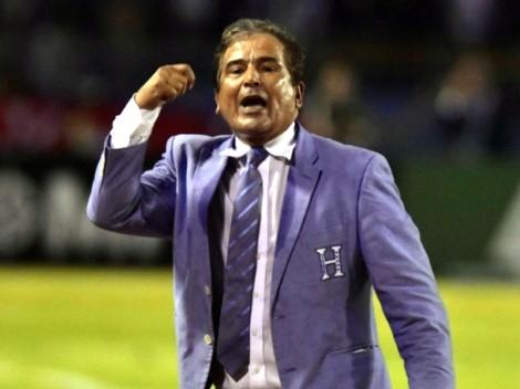 Jorge Luis Pinto con balance negativo con Honduras