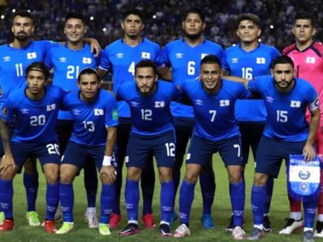 El Salvador tendrá un amistoso ante una selección sudamericana