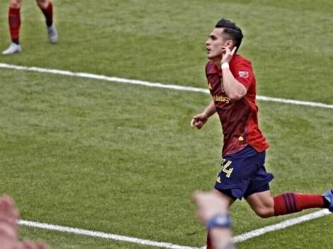Rubio Rubin no se detiene en la MLS y sigue rompiendo las redes