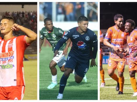 Apertura 2021 de Honduras: la tabla de posiciones tras la fecha 14