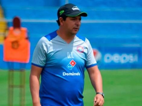Antonio Morales dejó de ser entrenador de Xelajú