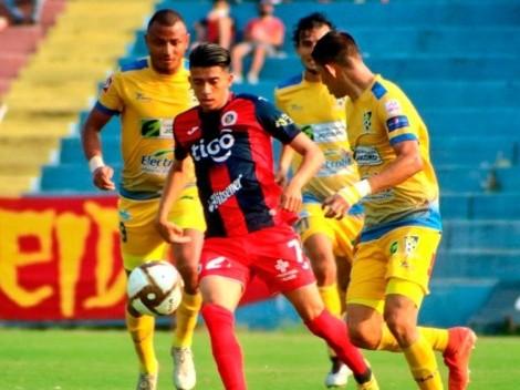 Todos los detalles de Deportivo FAS vs. Jocoro