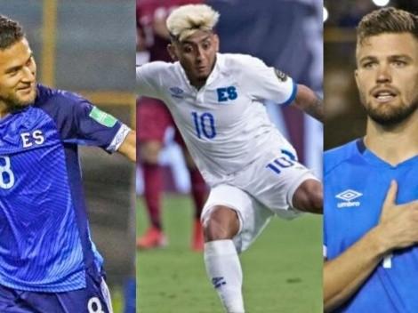 Futbolistas que decidieron cambiar Estados Unidos por El Salvador