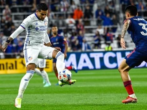 (Videos) Ronald Matarrita fue el jugador del partido en su club con 3 pases a gol