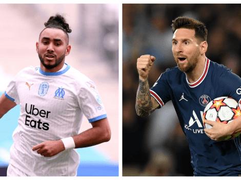 Sigue EN VIVO y EN DIRECTO a Marsella vs. PSG