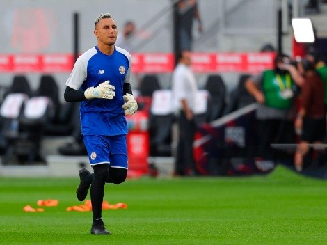 Keylor Navas reveló lo que lo motiva a jugar con Costa Rica