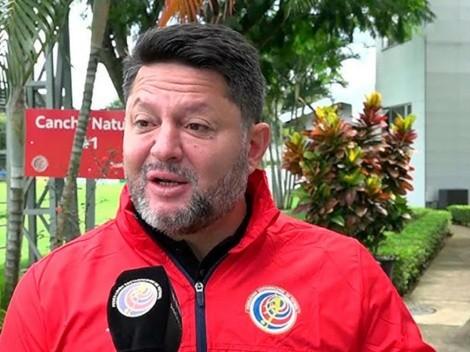 Jafet Soto habló de la injerencia que tendrá en la convocatoria de Costa Rica