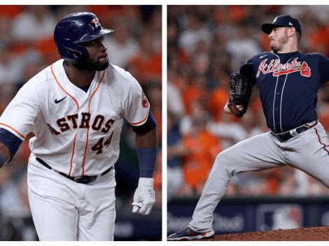 Todos los detalles de Houston Astros vs. Atlanta Braves