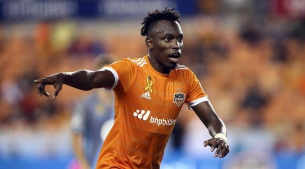 Alberth Elis en Dynamo Houston (Foto: AS USA)